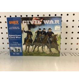 Imex Civil War Union Cavalry Set 1/72 Scale