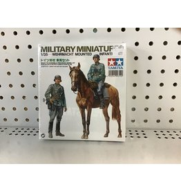 Tamiya Wehrmacht Mounted Infantry 1/35 Scale