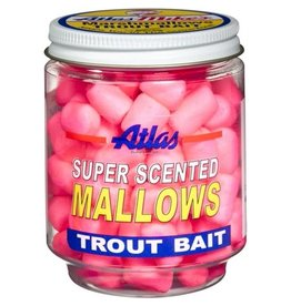 Atlas 30035 Super Scented Marshmellows Pink/Shrimp