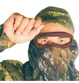 Quaker Boy Bandito 3/4 Camo Facemask