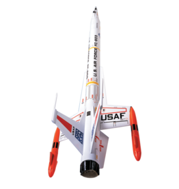 Estes Interceptor Model Rocket