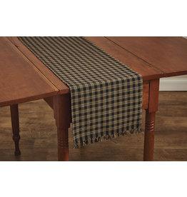 Park Designs Sturbridge Table Runner 13X54 BLACK