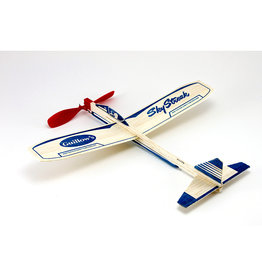 Guillow's Sky Streak Balsa Glider