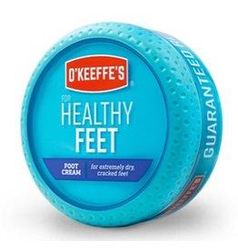 O'Keeffe's Healthy Feet Foot Cream 3.2 oz Jar