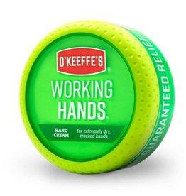 O'Keeffe's Working Hands Hand Cream 3.4 oz Jar