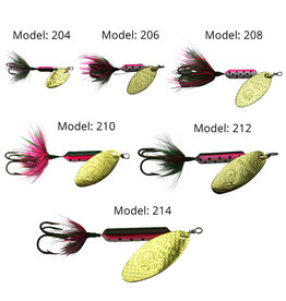 Yakima Bait Co Rooster Tail spinner