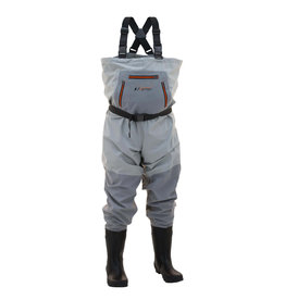 Frogg Toggs Hellbender Breathable Waders with Felt