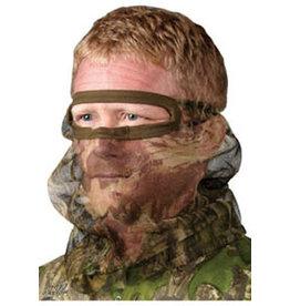 Hunters Specialties Flex Form II 3/4 Camo Net Facemask