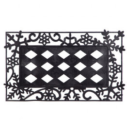 Evergreen Sassafras Snowflake Switch Mat Frame