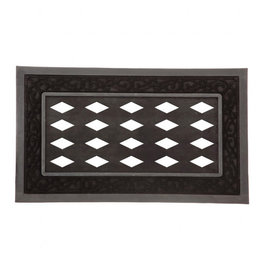 Evergreen Sassafras Decorative Black Switch Mat Frame