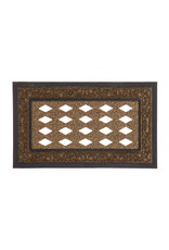 Sassafras Switch Mat Frame Brown Scroll