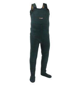 Frogg Toggs Amphib Neoprene Stocking Foot Chest Wader