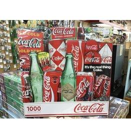 Springbok Coca Cola Then and Now 1000 pc Puzzle