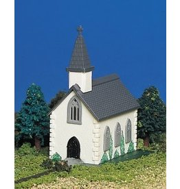 Bachmann N Scale Plasticville Country Church