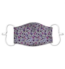 Evergreen Adult Non-Medical Cotton Face Mask Floral