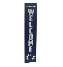Evergreen Enterprises PSU Wooden Welcome Sign