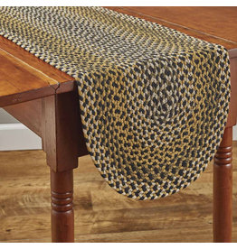 Park Designs Braided Table Runner - Sunflower