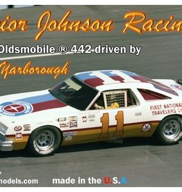 Salvinos JR Models 1978 Oldsmobile 442 Cale Yarborough