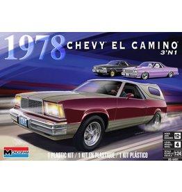 Monogram 1978 Chevy El Camino 1/24 Scale