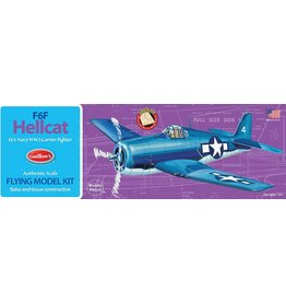 Guillow's F6F Hellcat Balsa Kit 16 1/2 inch Wingspan