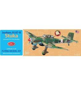 Guillow's Ju 87-B Stuka Balsa Kit 16 1/2 in. Wingspan