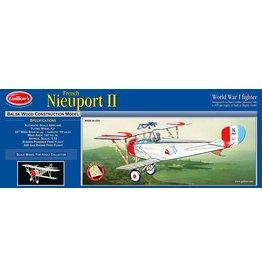 Guillow's Nieuport II Balsa Kit 24 in. Wingspan