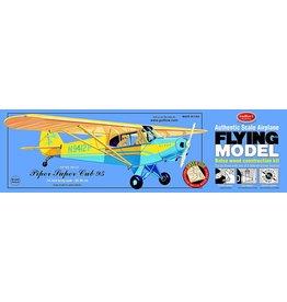 Guillow's Piper Super Cub 95 Balsa Kit