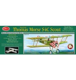 Guillow's Thomas Morse S4C Scout Balsa Kit 24 in. Wingspan