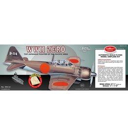 Guillow's Zero Balsa Kit 27 3/4 in. Wingspan