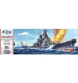 Atlantis Models USS Iowa 1/535 Scale