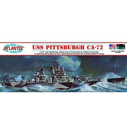 Atlantis Models USS Pittsburgh CA-72 1/490 Scale