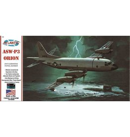 Atlantis Models P-3A Orion 1/115 Scale