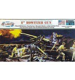 Atlantis Models 8 inch Howitzer Gun 1/48 Scale