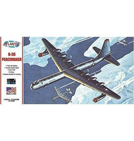 Atlantis Models B-36 Peacemaker 1/184 Scale