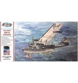 Atlantis Models US Navy PBY-5A Catalina Seaplane 1/104 Scale