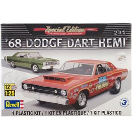 Revell Dodge Dart Hemi 2n1 1/25 Scale