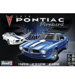 Revell Model Car '70 Pontiac Firebird 1/24-Scale