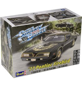 Revell Smokey & the Bandit 77 Firebird 1/25 Scale
