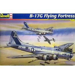 Revell B-17G Flying Fortress 1/48 Scale