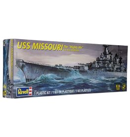 Revell USS Missouri 1/535 Scale