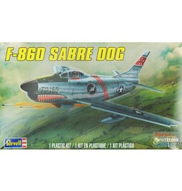 Revell F-86D Sabre Dog 1/48 Scale