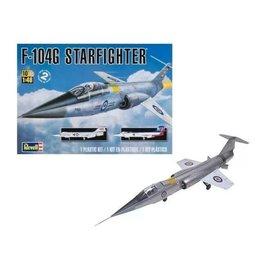 Revell F-104G Starfighter 1/48 Scale