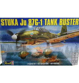 Revell Stuka Ju 87G-1 Tank Buster 1/48 Scale