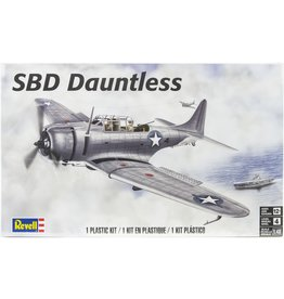 Revell SBD Dauntless 1/48 Scale