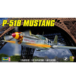 Revell P-51B Mustang 1/32 Scale