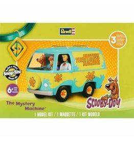 Revell Scooby-Doo! The Mystery Machine SnapTite Model