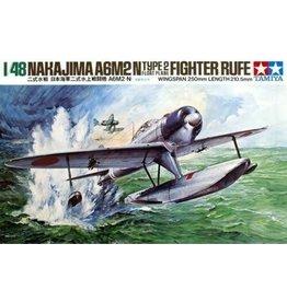 Tamiya Nakajima A6M2-N Rufe  1/48 Scale