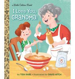 Little Golden Books I Love You Grandma