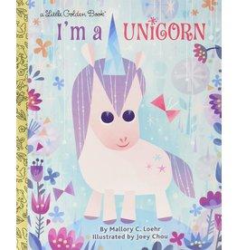 Little Golden Books I'm A Unicorn
