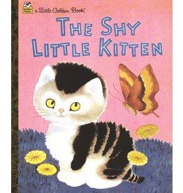 Little Golden Books Shy Little Kitten